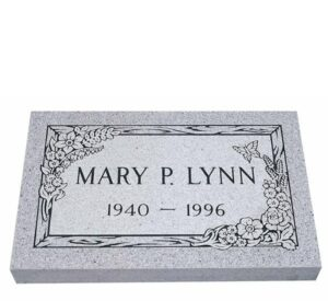Selecting a headstone or the details for a memorial can greatly help surviving family members when the time comes