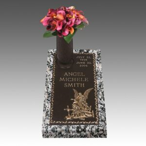 Infant headstones play an important role in the grieving process