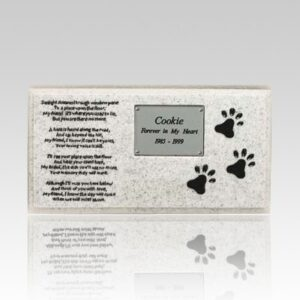 Pet headstones offer a way to capture and preserve the memory of a beloved pet